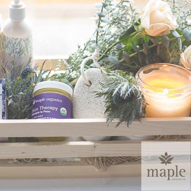 Maple Organics has arrived in Victoria!