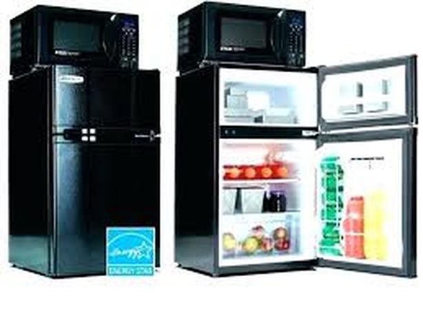 Small Fridge/Freezer combo New Cond! 3.2Cu. capacity