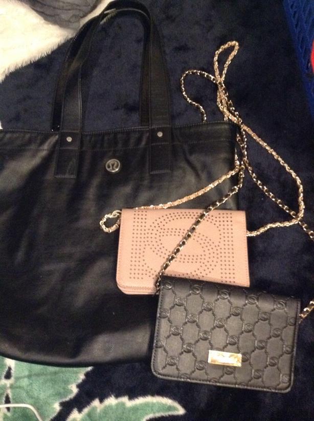 Brand name purses
