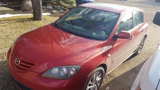 2005 Mazda 3 GT