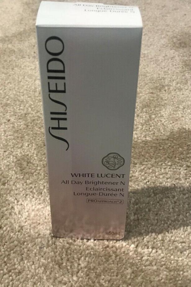 BRAND NEW - SHISEIDO WHITE LUCENT All Day Brightener N - 50 ml