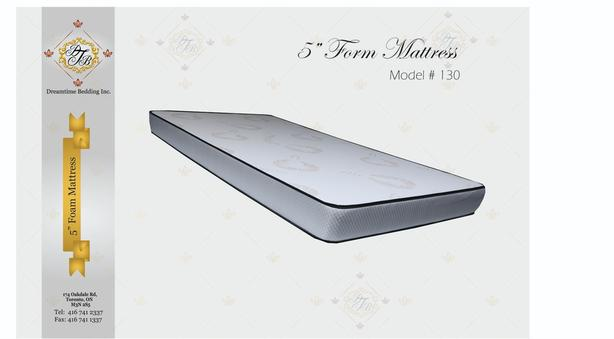 BRAND NEW 9 INCH FOAM MATTRESSES & SETS ON SALE NOW