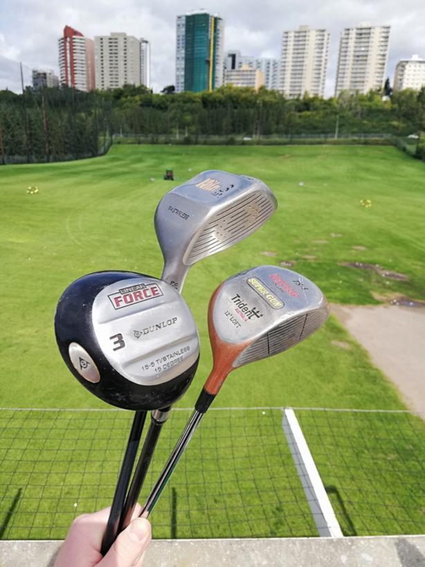 Drivers perfect for the range