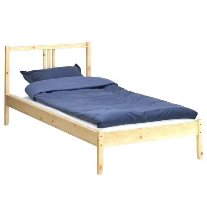 half off ec7a8 007e6 $30 · IKEA TARVA single bed frame