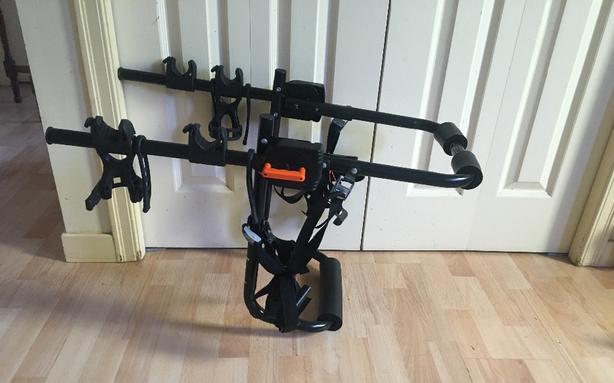 SARIS Guardian 2  Bike Rack  - Holds Bikes