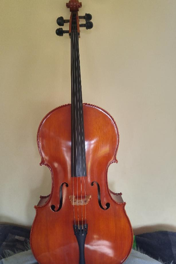 Samuel Eastman handcrafted Cello