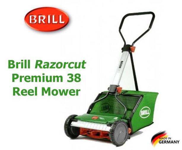 Brill Razorcut Mower
