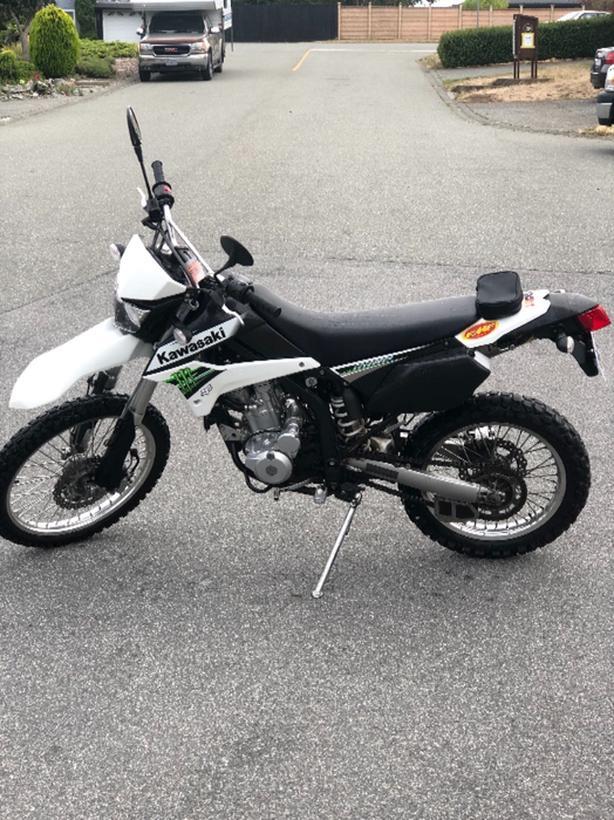 2011 Kawasaki KLX250s