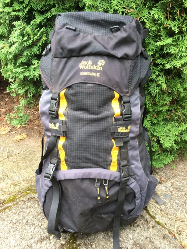 watch 90087 8c04e  Log In needed $45 · Jack Wolfskin Renegade II Women's Backpack