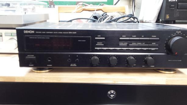 Denon receiver