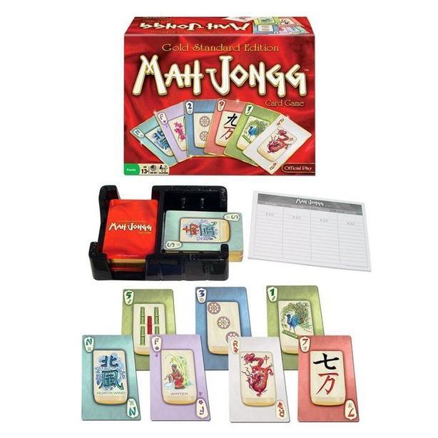 Selling Mah Jongg Card Game (NOB) - $10
