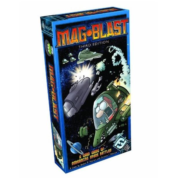 Selling Mag Blast: 3rd Edition Card Game - $25