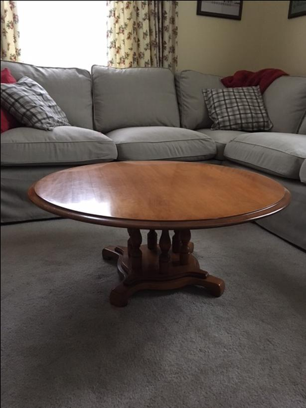 Coffee Table -  Roxton  (Round )
