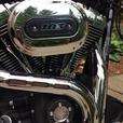 2017 Harley Davidson Dyna Wide Glide FXDWG