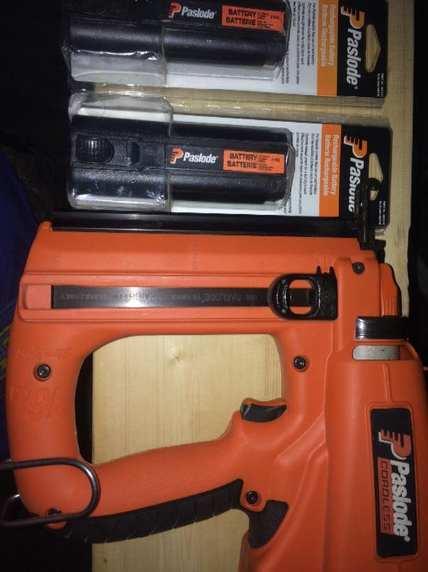 New 16G Cordless Paslode