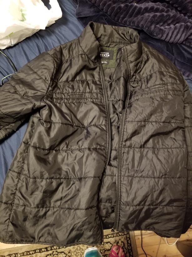Fall jacket   size lg