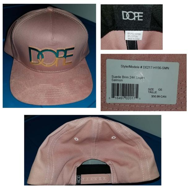 Dope Snap Back Ball Cap