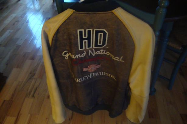 mens harley-davidson leather jacket