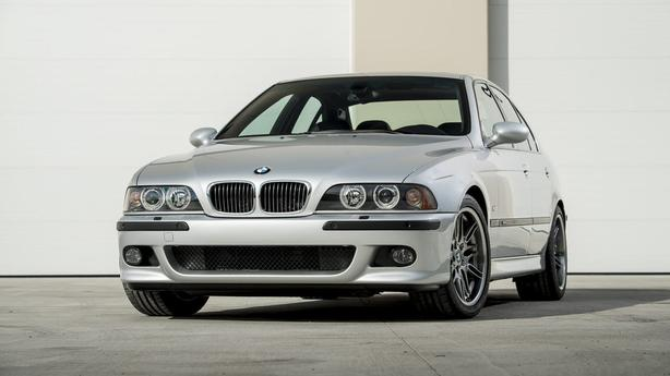 WANTED: WANTED: BMW M5