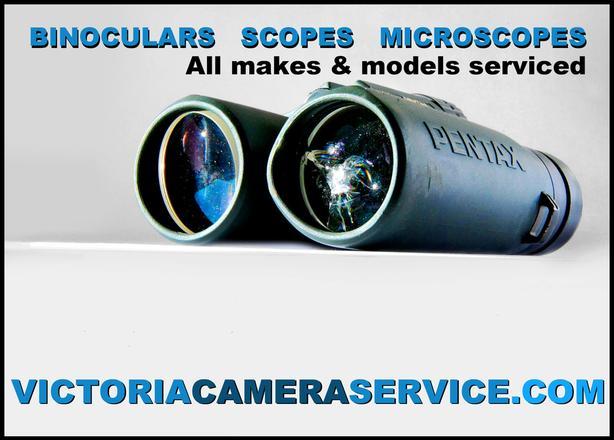 Binoculars, Scopes & Microscopes