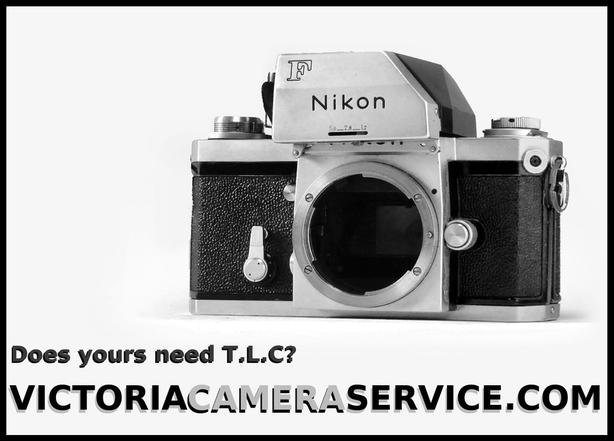 Is your film camera in need of some T.L.C.?