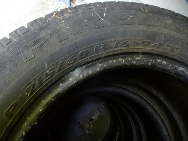 Pirelli Cinturato P3000 P215 60 R16 94T M+S tires