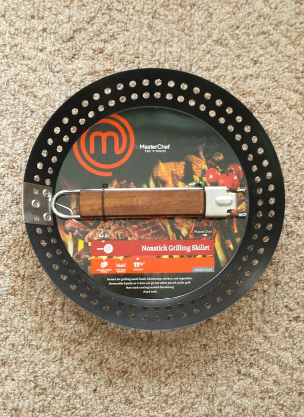 Master Chef Non Stick Grilling Skillet - new REDUCED