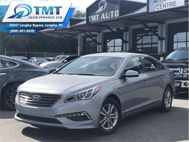 2017 Hyundai Sonata GL  - Bluetooth -  Heated Seats - $138 B/W
