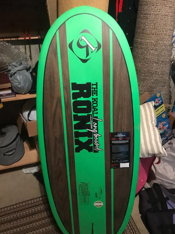 Ronix Surf Board - new