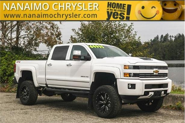 2018 Chevrolet Silverado 3500HD LT No Accidents Tow Package