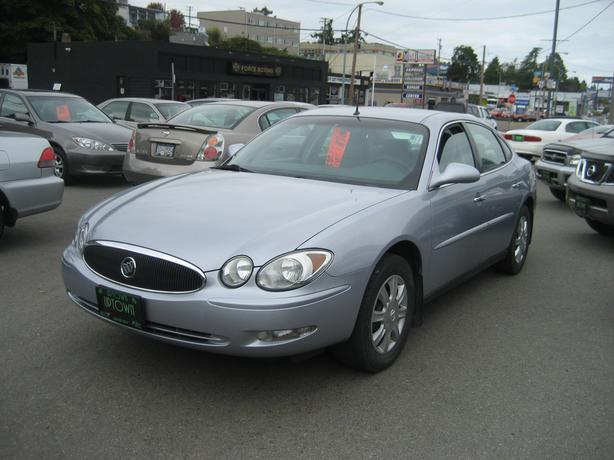 "2005 Buick Allure ""CX"" ONLY 163187Km's."