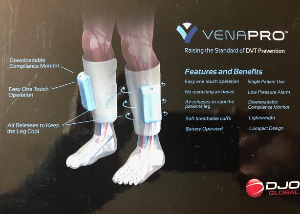 Venapro Vascular Therapy System North Saanich Sidney