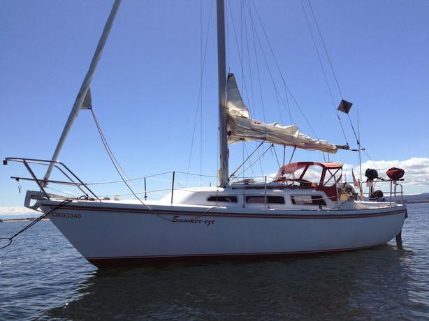  Log In needed $6,400 · MUST SELL THIS WEEKEND - Catalina 27 - Plus  mooring in Tsehum harbour