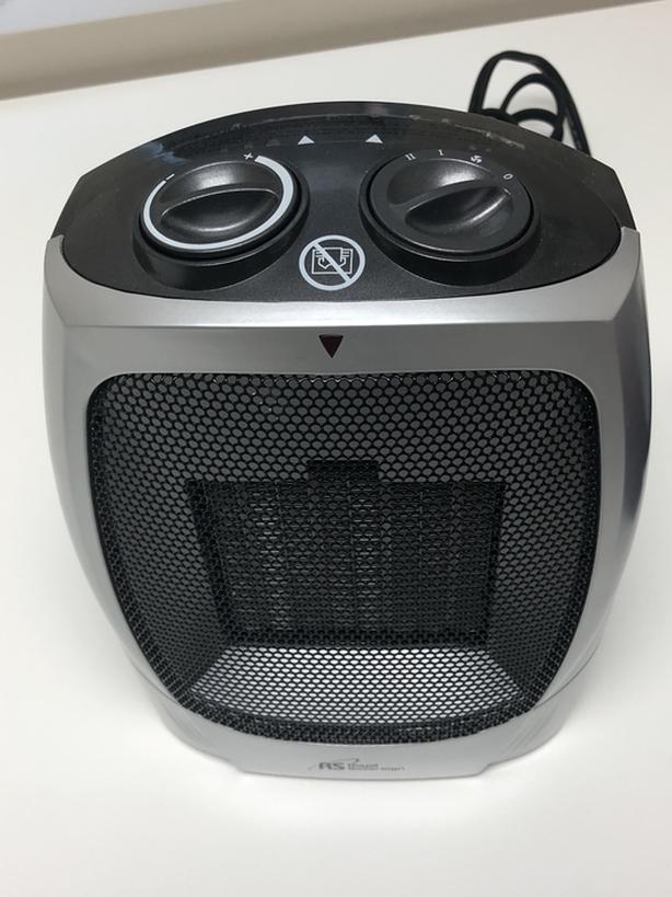 2 small space heaters - $20 each