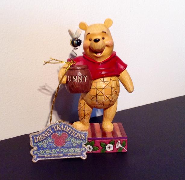 Winnie the Pooh - Disney Jim Shore Traditions Figure
