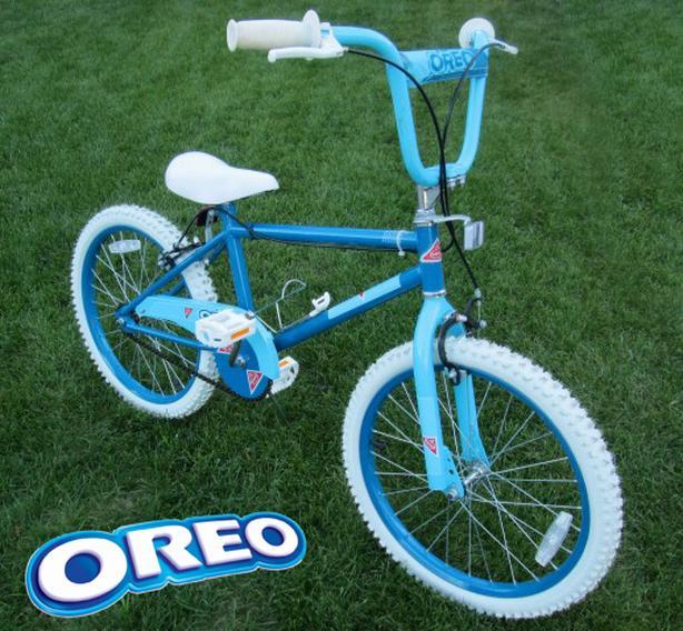 Nabisco Oreo BMX