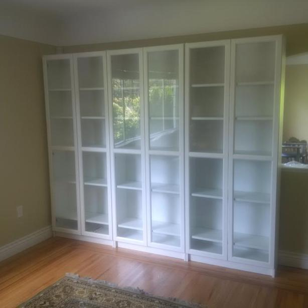WANTED: Display case or cabinet.