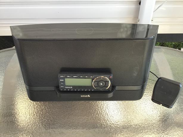 SeriusXM Portable BoomBox