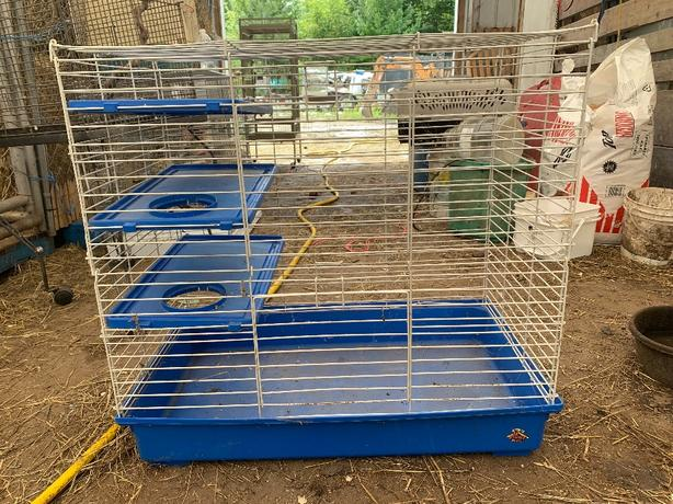 bird cages or critter cages