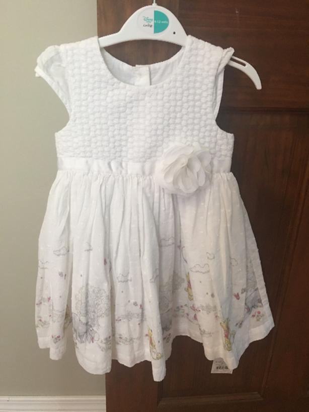 New w/Tags Dress 9-12 Months