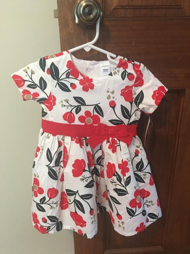 Brand New w/Tags - 18 month Carters Dress