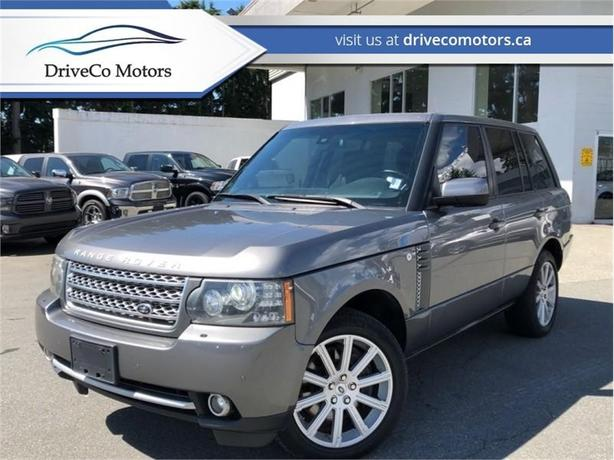 2010 Land Rover Range Rover 3.0 Supercharged HSE