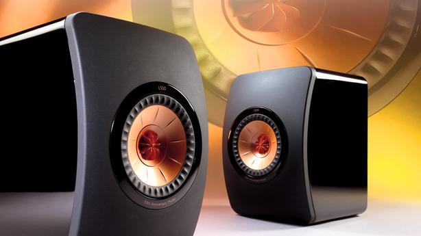 Brand New KEF LS50 Flagship Monitors.  New in Box.