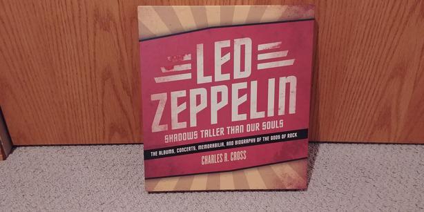 Led Zeppelin, Rolling Stones, Steven Tyler, Junos 40th books