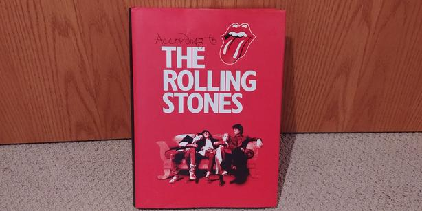 Rolling Stones and Steven Tyler books