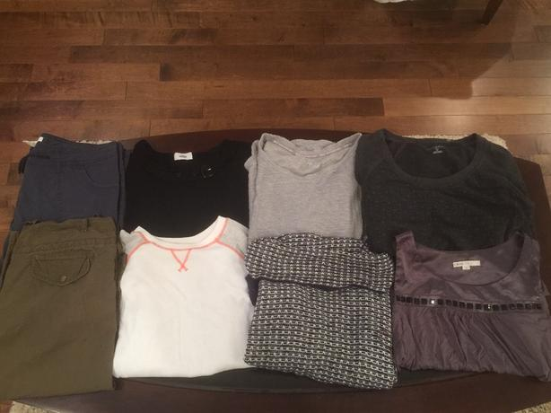 ***REDUCED - Women's Size Large Name Brand Clothing LOT For Sale