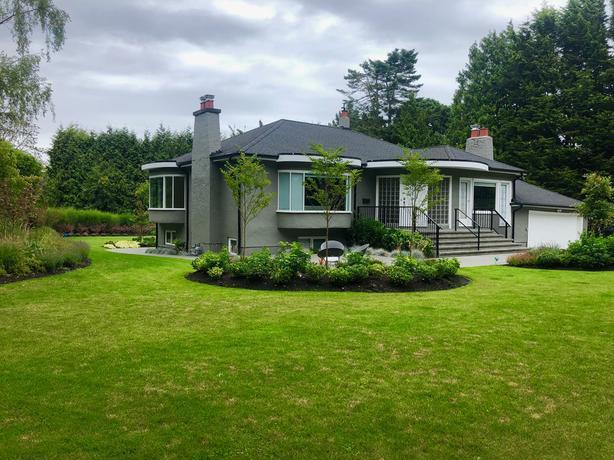 Oak Bay Uplands House