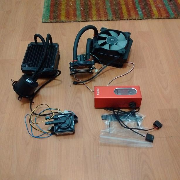 water cooling pumps