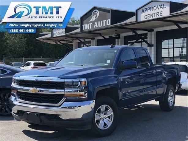 2019 Chevrolet Silverado 1500 LD LT  -  Bluetooth - $255 B/W