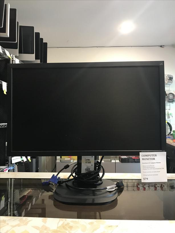 "24"" ViewSonic Computer Monitor w/ Warranty!"